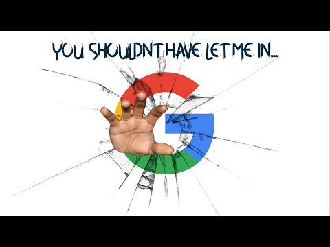 Google Wants To KILL ME??!?   Google.exe