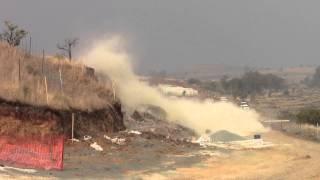 Figo Putso Vaal Dam Blast 13 September 2012