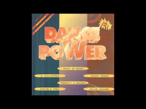 Dance Power 1 Megamix 1994 By Vidisco PT