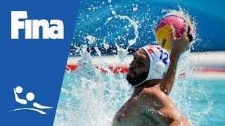 Official draw: FINA Men