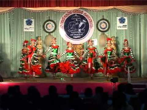Group dance-52nd school Kalolsavam Travel Video
