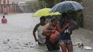 Devastación en Honduras al paso de la depresión tropical Eta, que deja 4 muertos en Centroamérica