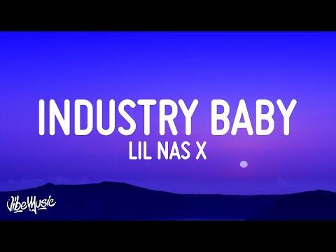 Lil Nas X – Industry Baby (Lyrics) ft. Jack Harlow