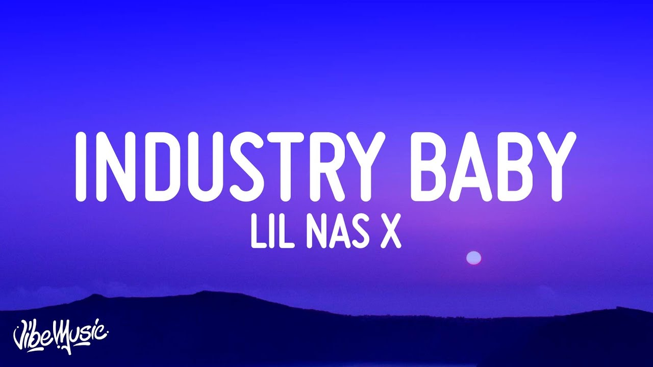 Download Lil Nas X - Industry Baby (Lyrics) ft. Jack Harlow