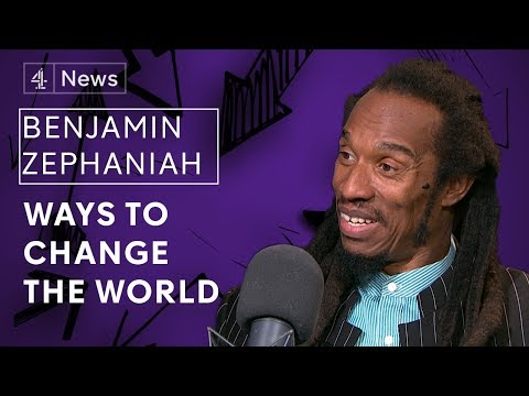 Benjamin Zephaniah on Windrush, anarchism and his time in North Korea