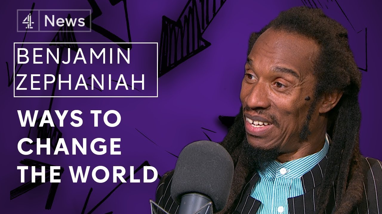Benjamin Zephaniah on Windrush | Anarchism and his time in North Korea