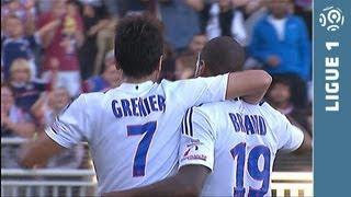 But Jimmy BRIAND (72') - Olympique Lyonnais - FC Nantes (3-1 - 2013/2014