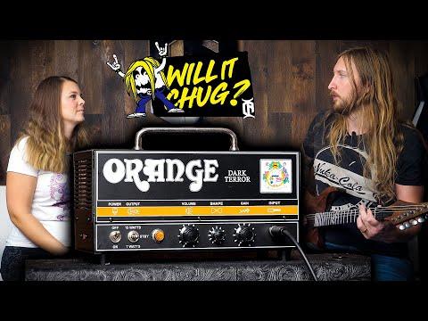 WILL IT CHUG? - Orange Dark Terror   WIFE EDITION