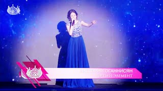 """""""Miss Russia 2015"""" Victoria Hovhannisyan - Diva Dance from The Fifth Element"""