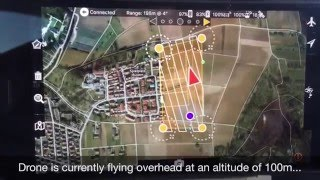 Creating a high-res map using a drone!