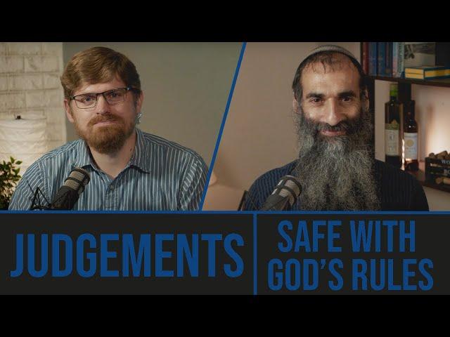 Mishpatim - Safe with God's Rules