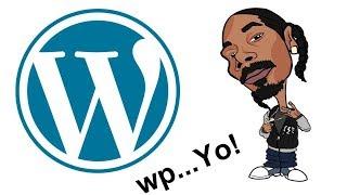 SnoopDog предпочитает WordPress. Как сделать сайт бесплатно?