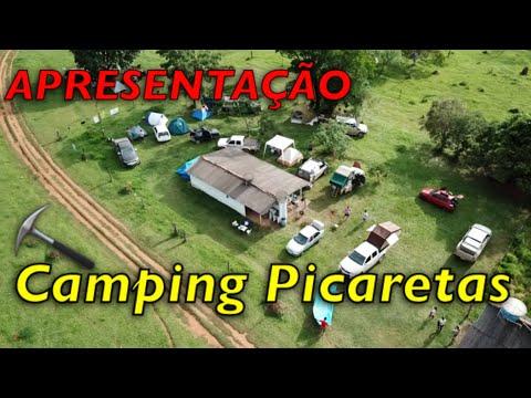 CAMPING PICARETAS - SERRA DA CANASTRA - SAO ROQUE DE MINAS