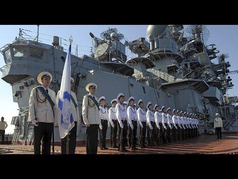 EXPERT ANALYSIS: Russian Navy To Upgrade Tartus Naval Base
