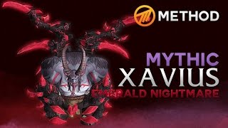 Method vs. Xavius - Emerald Nightmare Mythic