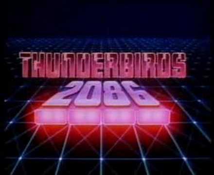 Thunderbirds 2086 Intro