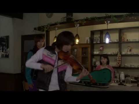Kurenai Otoya played Towa Sakakibara's Violin Song