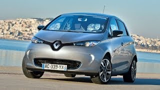 Renault comercializará vehículos eléctricos en Argentina