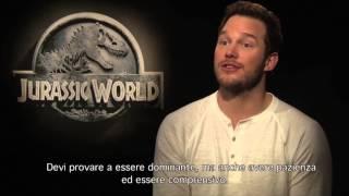 Jurassic World: Film.it intervista Chris Pratt