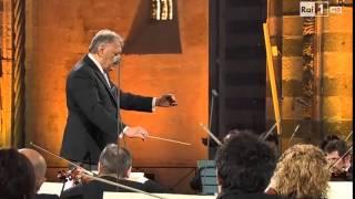 """Tchaikovsky Sinfonia n.6 Patetica IV """"Adagio lamentoso"""" Maggio Fiorentino Orch. ZUBIN MEHTA"""