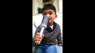 2 Year Old Boy Singing Kangal Rendum Pesuthey
