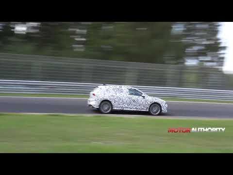 2021 Volkswagen Golf GTI spy video