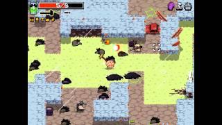 Nuclear Throne: Strongman Challenge - 245 Kills/screwdriver