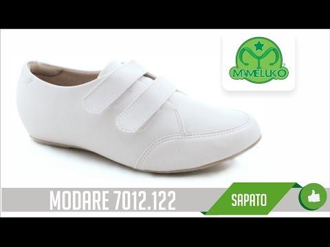 6a7c15c3af2 Sapato Modare 7012 122 Mameluko Calçados Profissionais - YouTube