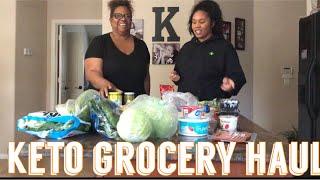 Keto Grocery Haul   Food Haul   For Beginners