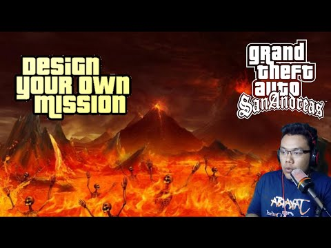 Pergi Ke Neraka Di GTA Extrime Indonesia DYOM #32