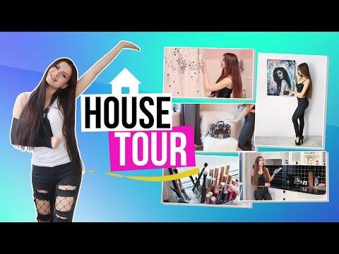 Тур по Моему ДОМУ l HOUSE TOUR