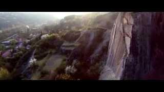 AirCAP - prokopské údolí - skály Thumbnail