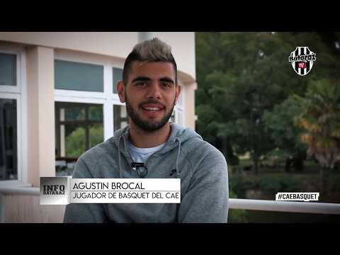 INFO.BATARAZ: Entrevista a Agustín Brocal