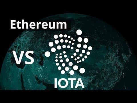 Crypto: IOTA Vs Ethereum A Brief Comparison