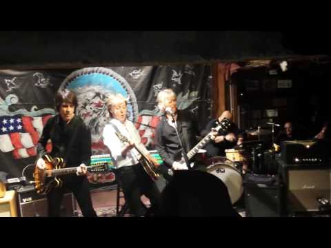 Paul McCartney A Hard Days Night live at Pioneertown 10/13/2016