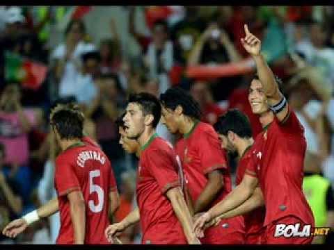 PORTUGAL VS BELANDA 1-1(dalam foto)