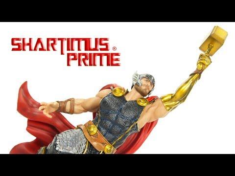 kotobukiya-thor-odinson-artfx-premier-1:10-scale-marvel-avengers-comics-statue-review