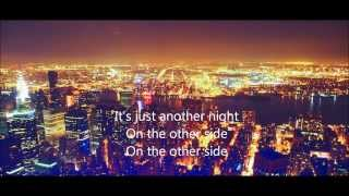 Icona pop - Just another night Lyrics