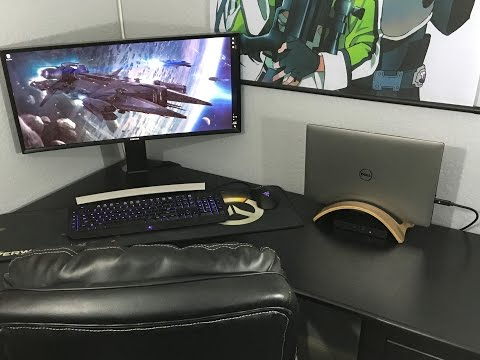 dell-usb-c-single-cable-docking-solution!-one-cable-desktop!