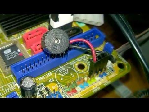 Воспроизводим музыку через pc speaker