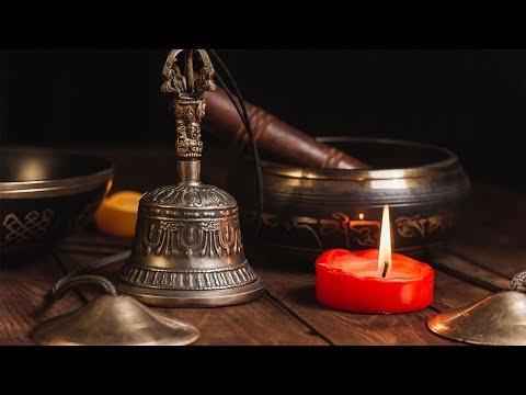 Tibetan Meditation Music, Relaxing Music, Calming Music, Stress Relief Music, Peaceful Music, ☯3258
