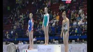 2009 European Gymnastics Championships AA Part 5