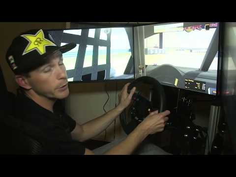 Scott Speed talks iRacing Red Bull GRC