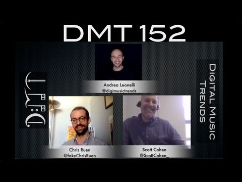DMT 152: Radio Bill, Soundrop funding, Songza & Foursquare, Spotlight, YouTube Music Awards