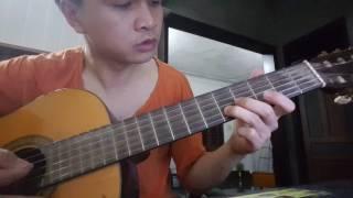 Hướng dẫn guitar xin lỗi tình yêu