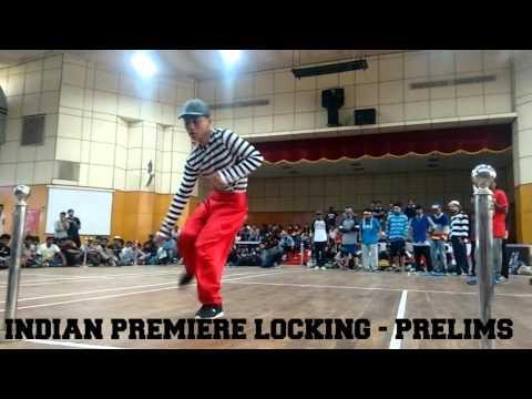 IPL ~ INDIAN PREMIERE LOCKING ( VOLUME 1 ) - PRELIMS