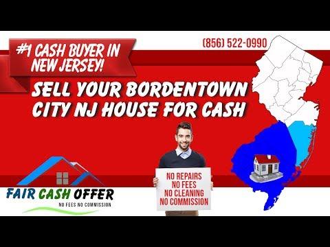 Sell My House Fast Bordentown City NJ – 856-522-0990 – We Buy Houses Bordentown City NJ
