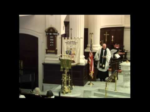 Morning Prayer, Rite I at the 10:00 a.m. service September 4 at St. James's in Richmond, VA