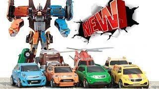 Тобот Гига 7 - Робот трансформер TOBOT Giga Seven 7 Игрушки Мультики  Видео для детей #MrGeor