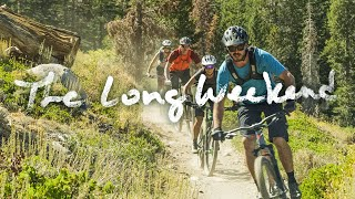 The Long Weekend: Hit the Trails on a Mountain Bike